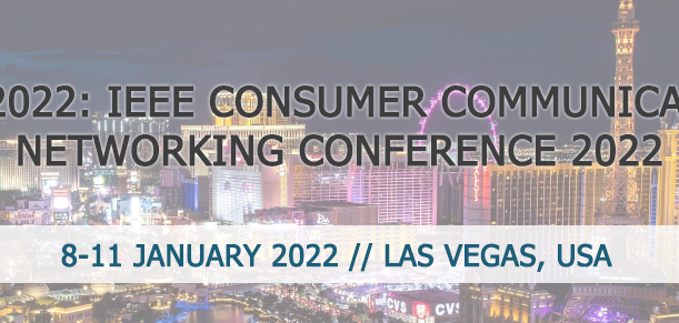 IEEE Consumer Communications and Networking Conference 2022